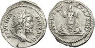 AR-Denar 201 n.Chr. Römisches Weltreich Se...