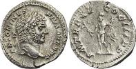 AR-Denar 212 n.Chr. Römisches Weltreich Be...