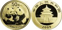 50 Yuan 2009 China Panda / Himmelstempel s...