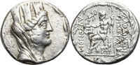 Tetradrachme  Syria Tetradrachme Laodikeia...
