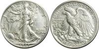 Half Dollar 1942 USA  gutes ss