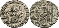 AR-Drachme 40-1 v.Chr. Baktrien Hermaios /...