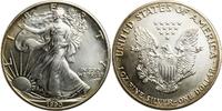 1 Dollar 1990 USA American Eagle stempelglanz