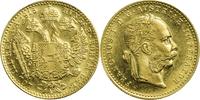 1 Dukat 1915/NP Österreich  bankfrisch