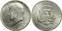 1/2 Dollar 1964 USA Kennedy vzgl.+  8,00 EUR  +  7,00 EUR shipping