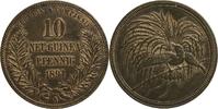 10 Neu-Guinea-Pfennig 1894 Kaiserreich - D...