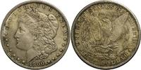 1 Dollar 1900 USA Morgan Dollar ss-vz