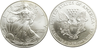 1 Dollar 1999 USA American Eagle bankfrisch