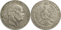 Vereinstaler 1860 Preussen, Königreich Fri...