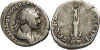 Denar 98-117 n.Ch Römisches Weltreich Trai...