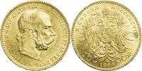 10 Kronen 1896 Österreich Franz Joseph I. ss