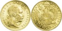 1 Dukat 1915 (NP) Österreich Franz Joseph ...