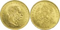 4 Florin (10 Franken) 1892 (NP) Österreich...