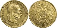 10 Corona 1905 Österreich Franz Joseph I. ...
