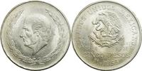 5 Pesos 1953 Mexiko  ss