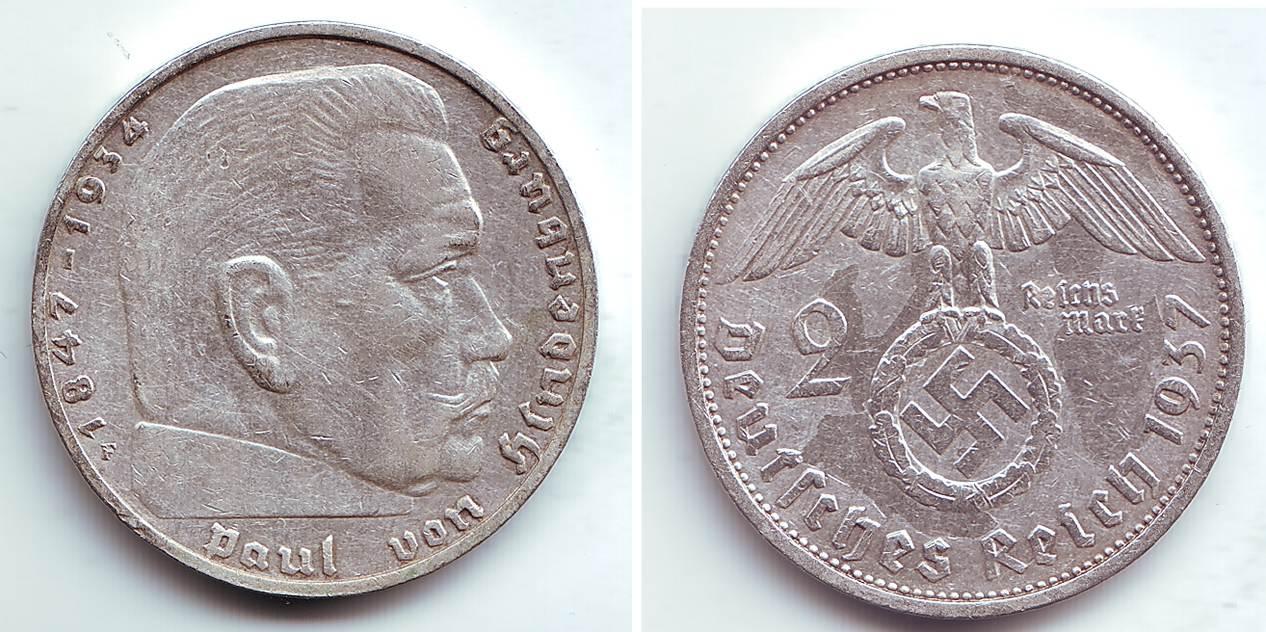 deutsches reich 1937