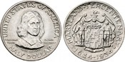 1/2 Dollar 1934 USA Half Dollar - Maryland f.st