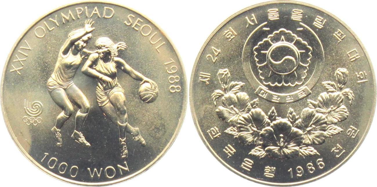 Südkorea Spiele