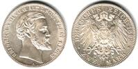 2 Mark 1892 A Reuss ältere Linie Heinrich ...
