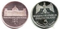 Deuschland 5 Mark Reichstag