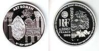 6,55957 Francs = 1 Euro 1999 Frankreich St...