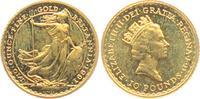 10 Pounds  Großbritannien 1/10 Unze - Brit...