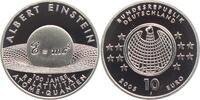 10 Euro 2005 Deutschland Albert Einstein b...