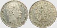 Bayern 5 Mark König Ludwig II.von Bayern