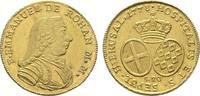 Malteser Orden/ Malta 20 Scudi Großmeister Emmanuel de Rohan-Polduc (1775-1797)