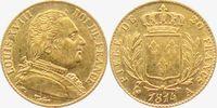 Russland 20 Francs Ludwig XVIII. (1814-1824)