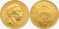 20 Mark 1902 A Preussen Kaiser Wilhelm II....