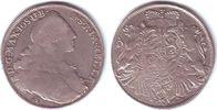 1 Taler 1767 A Bayern Wappentaler - Maximi...