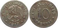 10 Pfennig 1917 Berleburg Notgeld der Stad...
