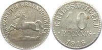 10 Pfennig 1918 Braunschweig Notgeld des H...