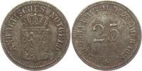 25 Pfennig 1924 Anhalt Notgeld des Herzogt...