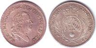 Taler 1786 Bayern Konventionstaler - Karl ...
