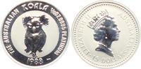 15 Dollar 1988 Australien Platin-Koala-Bär...