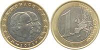 1 Euro 2001 Monaco Fürst Rainer III. (1949...
