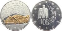 10 Euro 2002 Deutschland Gedenkprägung - M...
