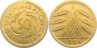 50 Rentenpfennig 1924 E Weimarer Republik ...