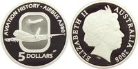 5 Dollars 2008 Australien Flugzeuge - Luft...