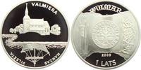 1 Lats 2003 Lettland Hansestätte PP