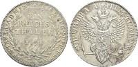 Reichstaler preußisch 1798 Jever unter Rus...