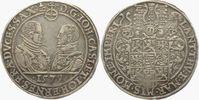 Taler 1579 Sachsen-Alt-Gotha - (Coburg-Eis...