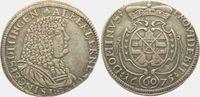 Gulden (60 Kreuzer) 1675 Öttingen - Grafsc...