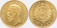 10 Mark 1876 G Baden Friedrich  (1856-1907...