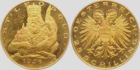 25 Schilling 1936 Österreich Hl. Leopold st