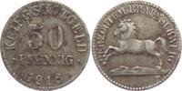 50 Pfennig 1918 Braunschweig Notgeld des H...
