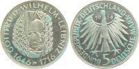 5 Mark 1966 BRD Gottfried Wilhelm Leibniz ...