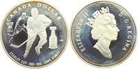 1 Dollar 1993 Kanada Stanley Cup - Eishock...